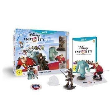Nintendo Wii U Disney INFINITY Starter Pack