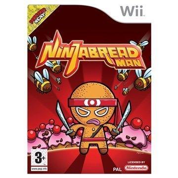 Nintendo Wii U Ninjabread Man