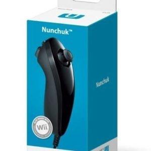 Nintendo Wii U Nunchuk - Black (Wii/Wii U)