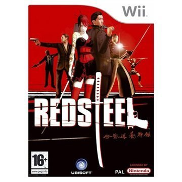 Nintendo Wii U Red Steel