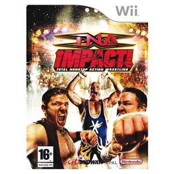 Nintendo Wii U TNA Impact