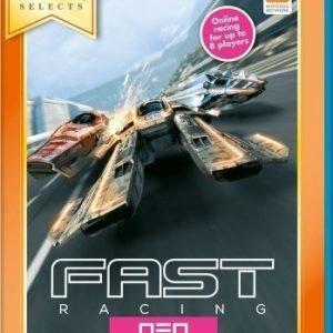Nintendo eShop SELECTS: Fast Racing Neo