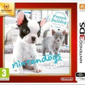Nintendogs+Cats:Bulldog SELECTS