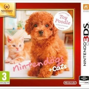 Nintendogs+Cats:Poodle SELECTS