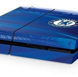 Official Chelsea FC - PlayStation 4 Console Skin