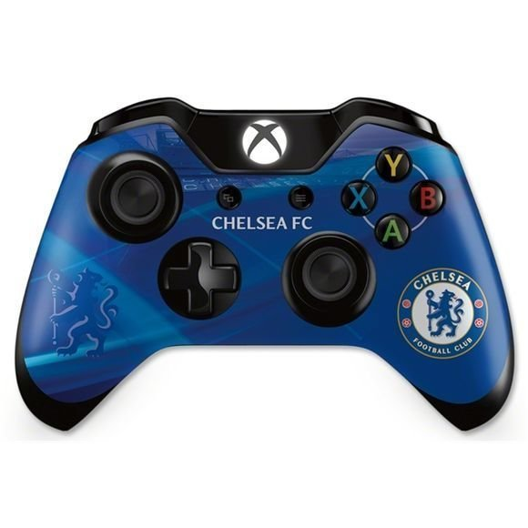 Official Chelsea FC - Xbox One Controller Skin