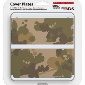 Official Cover Plate for New Nintendo 3DS - Camouflage