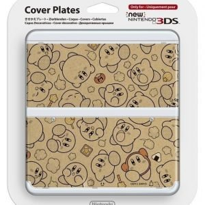 Official Cover Plate for New Nintendo 3DS - Kirby