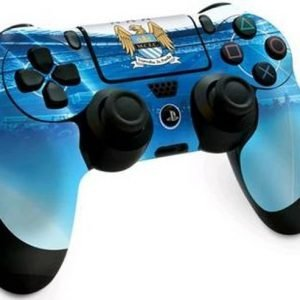 Official Manchester City FC - PlayStation 4 Controller Skin