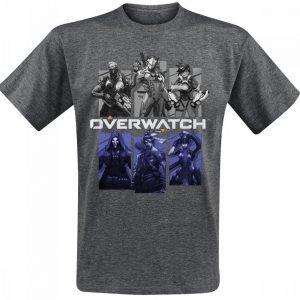 Overwatch Bring Your Friends T-Paita