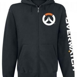 Overwatch Logo Vetoketjuhuppari