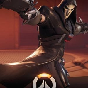 Overwatch Reaper Juliste