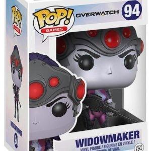 Overwatch Widowmaker Vinyl Figure 94 Keräilyfiguuri