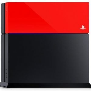 PS4 HDD Cover Red C-chassi