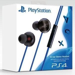PS4 In Ear Headset