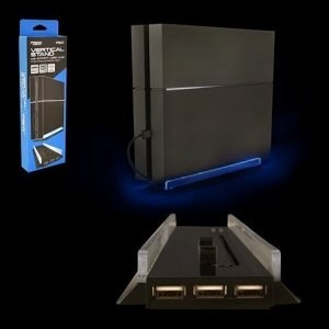 PS4 Vertical Stand 3 USB Port