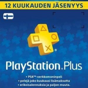 PSN Plus Card 365 days Subscription FI