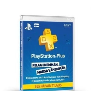 PSN Plus Card 90 days Subscription FI