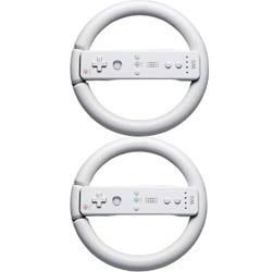 Pack of 2 wheels for Wii