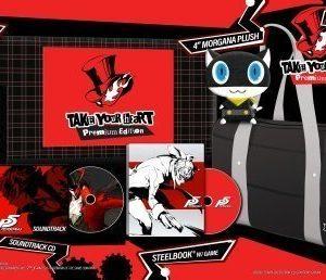Persona 5 Collectors Edition