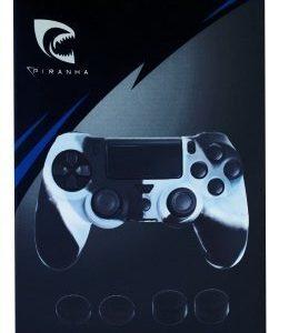 Piranha PS4 2X Skin 4X Grips