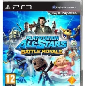 PlayStation All-Stars: Battle Royale Essentials