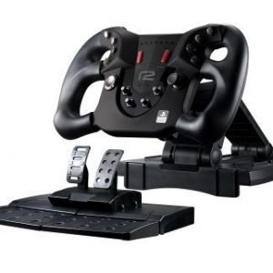 Playart PS4 Pace Wheel with Pedals