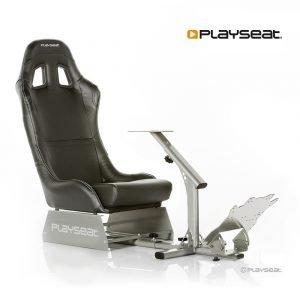 Playseat Evolution Black Ajotuoli Musta