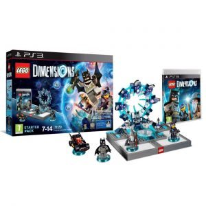 Playstation 3 Ps3 Lego Dimensions Starter Pack Peli