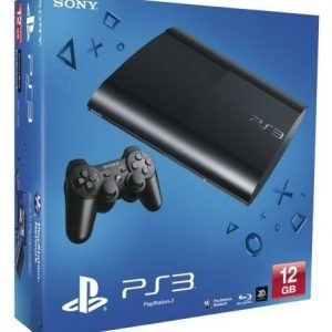 Playstation 3 Slim 12GB