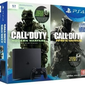 Playstation 4 1TB Slim COD: Infinite Warfare (Digital)