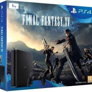 Playstation 4 1TB Slim + Final Fantasy XV