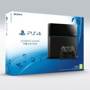 Playstation 4 1TB Ultimate Player