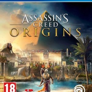 Playstation 4 Assasin's Creed Origins Peli