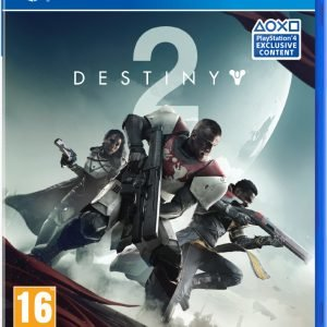Playstation 4 Destiny 2 Peli