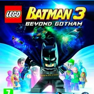 Playstation 4 Lego Batman 3 Beyond Gotham Ps4 Peli