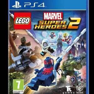 Playstation 4 Lego Marvel Super Heroes 2 Ps4 Peli