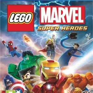Playstation 4 Lego Marvel Super Heroes Ps4 Peli