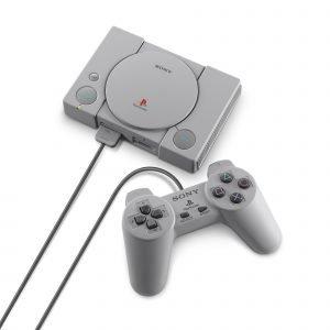 Playstation 4 Playstation Classic Pelikonsoli