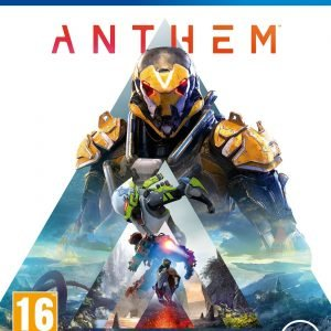 Playstation 4 Ps4 Anthem Peli
