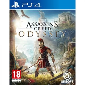 Playstation 4 Ps4 Assassin´S Creed Odyssey Peli