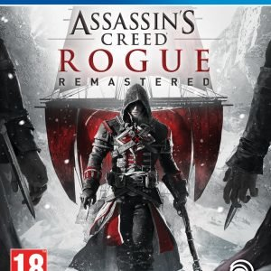 Playstation 4 Ps4 Assassin´S Creed Rogue Remastered Peli