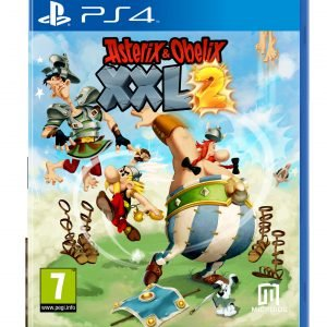 Playstation 4 Ps4 Asterix & Obelix Xxl2 Limited Edition Peli
