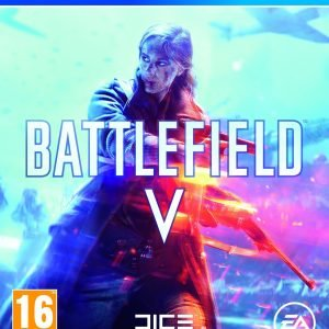 Playstation 4 Ps4 Battlefield V Peli
