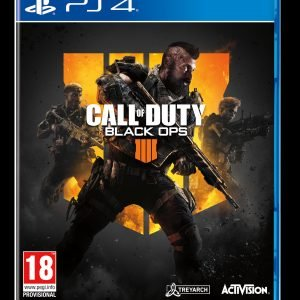 Playstation 4 Ps4 Call Of Duty Black Ops 4 Peli