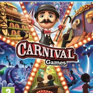 Playstation 4 Ps4 Carnival Games Peli