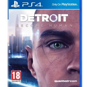 Playstation 4 Ps4 Detroit Become Human Peli