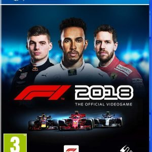 Playstation 4 Ps4 F1 2018 Peli