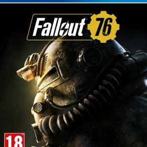 Playstation 4 Ps4 Fallout 76 Peli