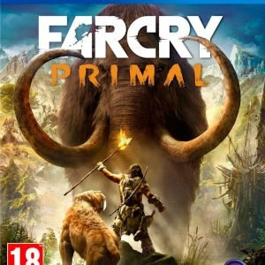 Playstation 4 Ps4 Far Cry Primal Peli